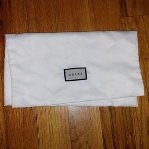 Gucci dust bag